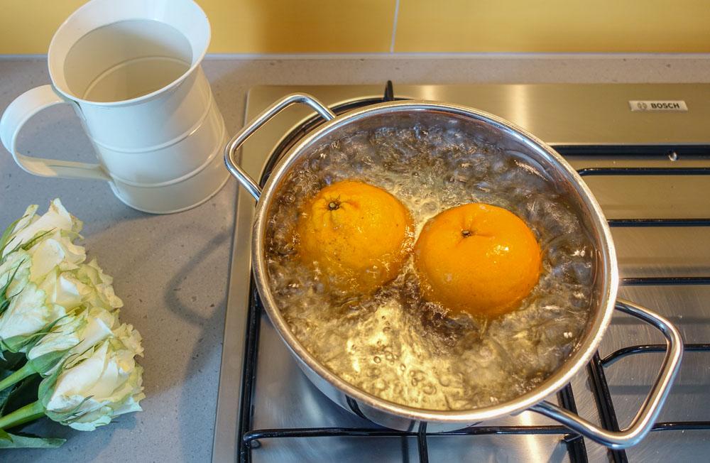 Orange And Almond Cake Flourette Tried And True Recipes